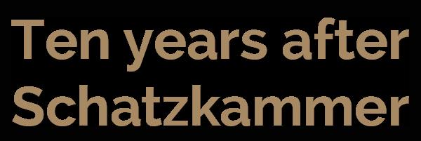 Ten years after / Schatzkammer